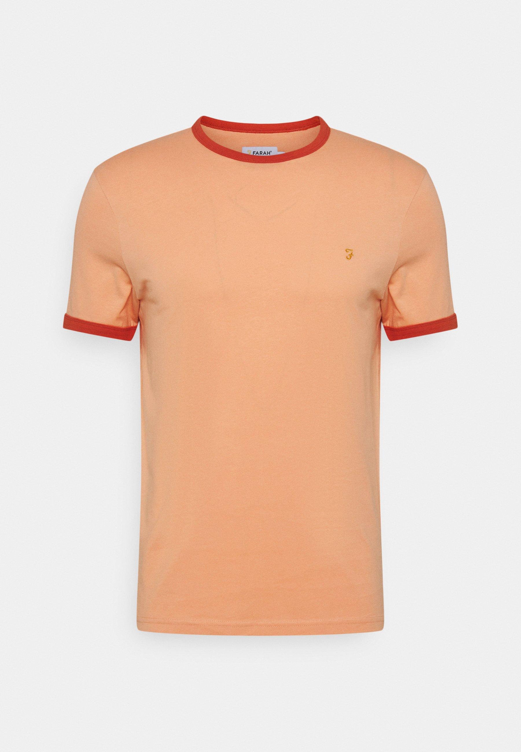 Men GROVES RINGER TEE - Basic T-shirt