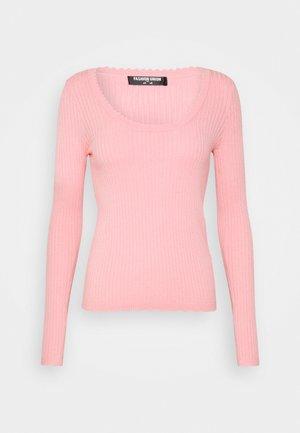 DAVIE - Maglione - pink rose
