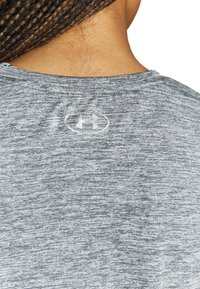 Under Armour - TECH TWIST - Basic T-shirt - pitch gray - 5