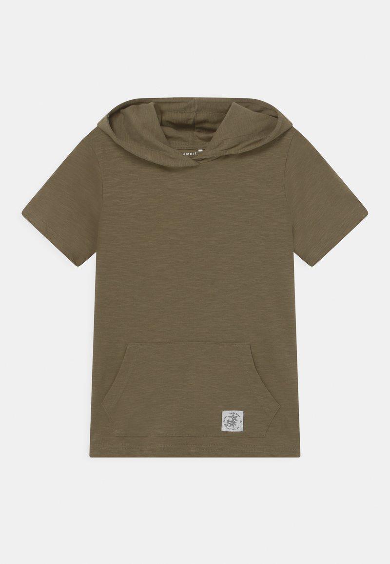 Name it - NKMHATOM  - Print T-shirt - ivy green