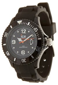 Ice Watch - SILI FOREVER SMALL - Watch - black - 0
