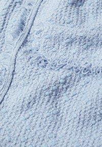 Mango - Cardigan - azul celeste - 6