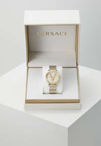 Versace Watches - VIRTUS - Watch - silver-coloured/gold-coloured - 2