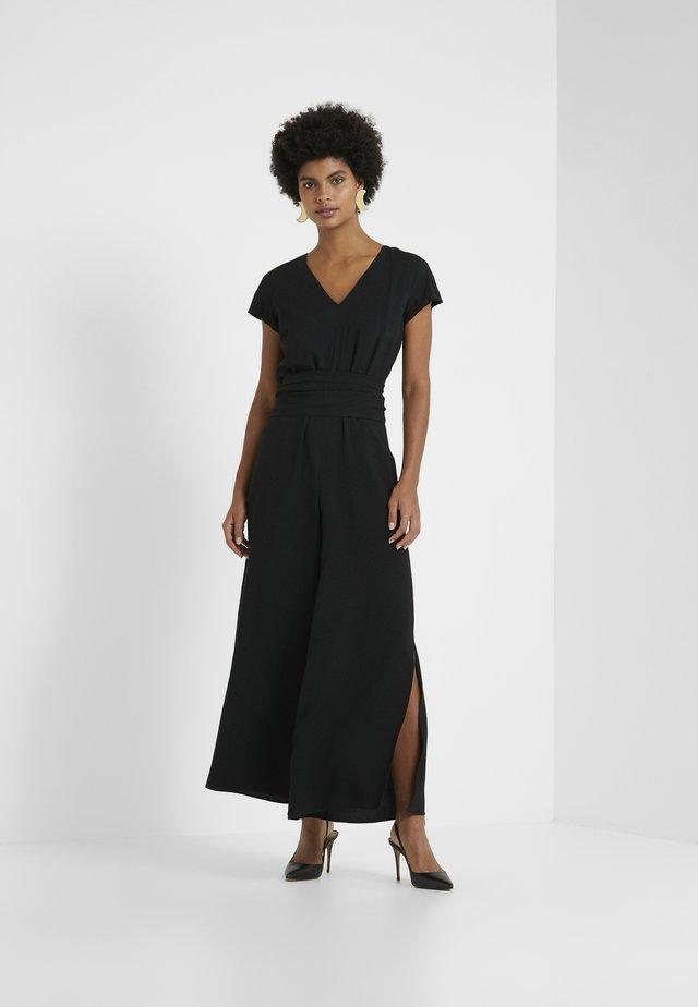 RECCO - Jumpsuit - schwarz