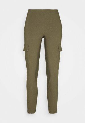 NMPERA - Cargo trousers - kalamata