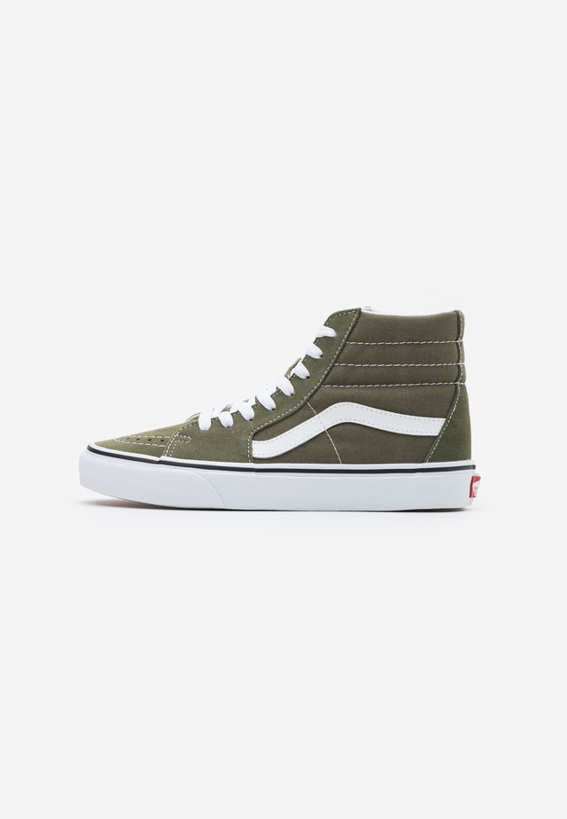 SK8-HI - Skateschoenen - grape leaf/true white