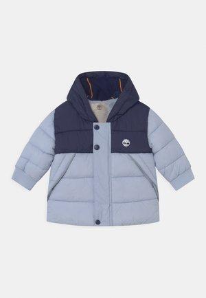 PUFFER - Zimní kabát - azur