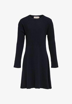 Jumper dress - d. blue