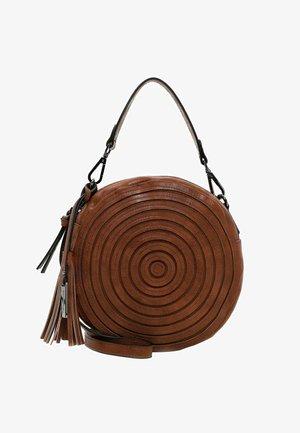 DALIA - Handbag - cognac