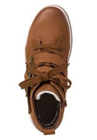 Jana - Lace-up ankle boots - cognac - 1