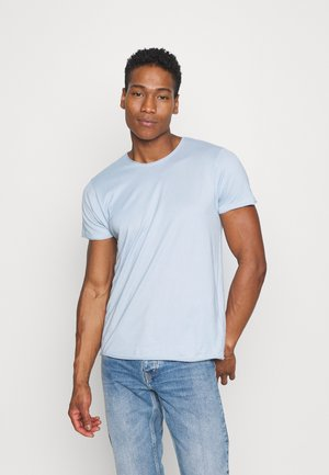 CONTO - Basic T-shirt - blue