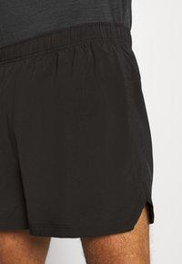 Casall - TRAINING - Pantaloncini sportivi - black - 3