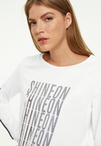 comma casual identity - Long sleeved top - off-white - 3