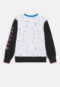 Jordan - SPACE GLITCH CREW UNISEX - Sudadera - black/white - 1
