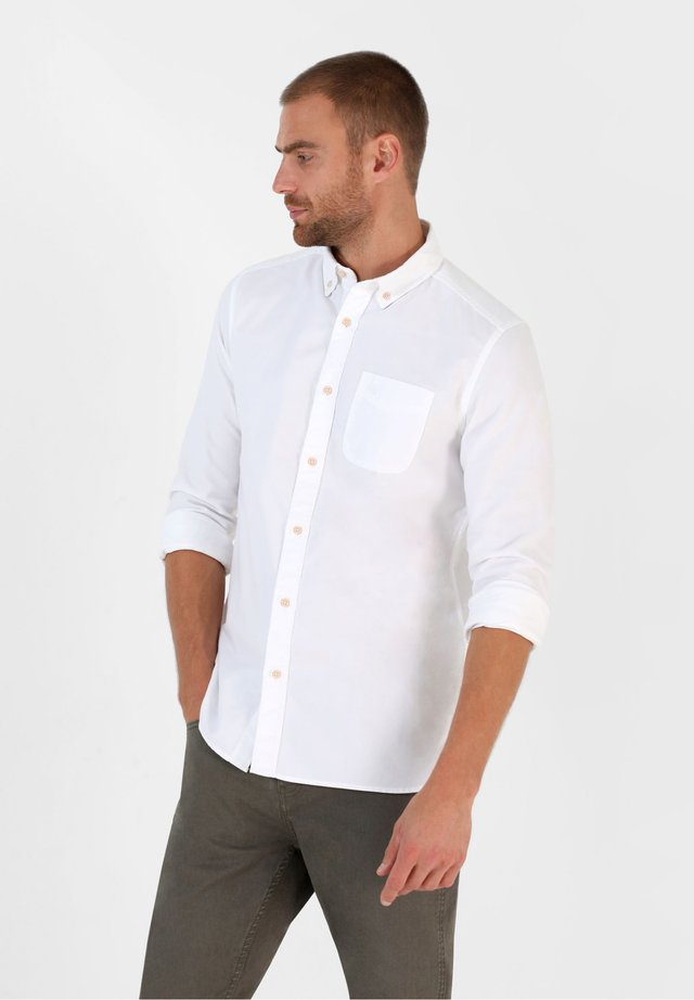 FOREST OXFORD - Overhemd - white