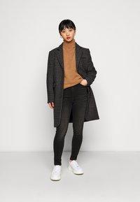 Dr.Denim Petite - MOXY - Jeans Skinny Fit - black mist - 1