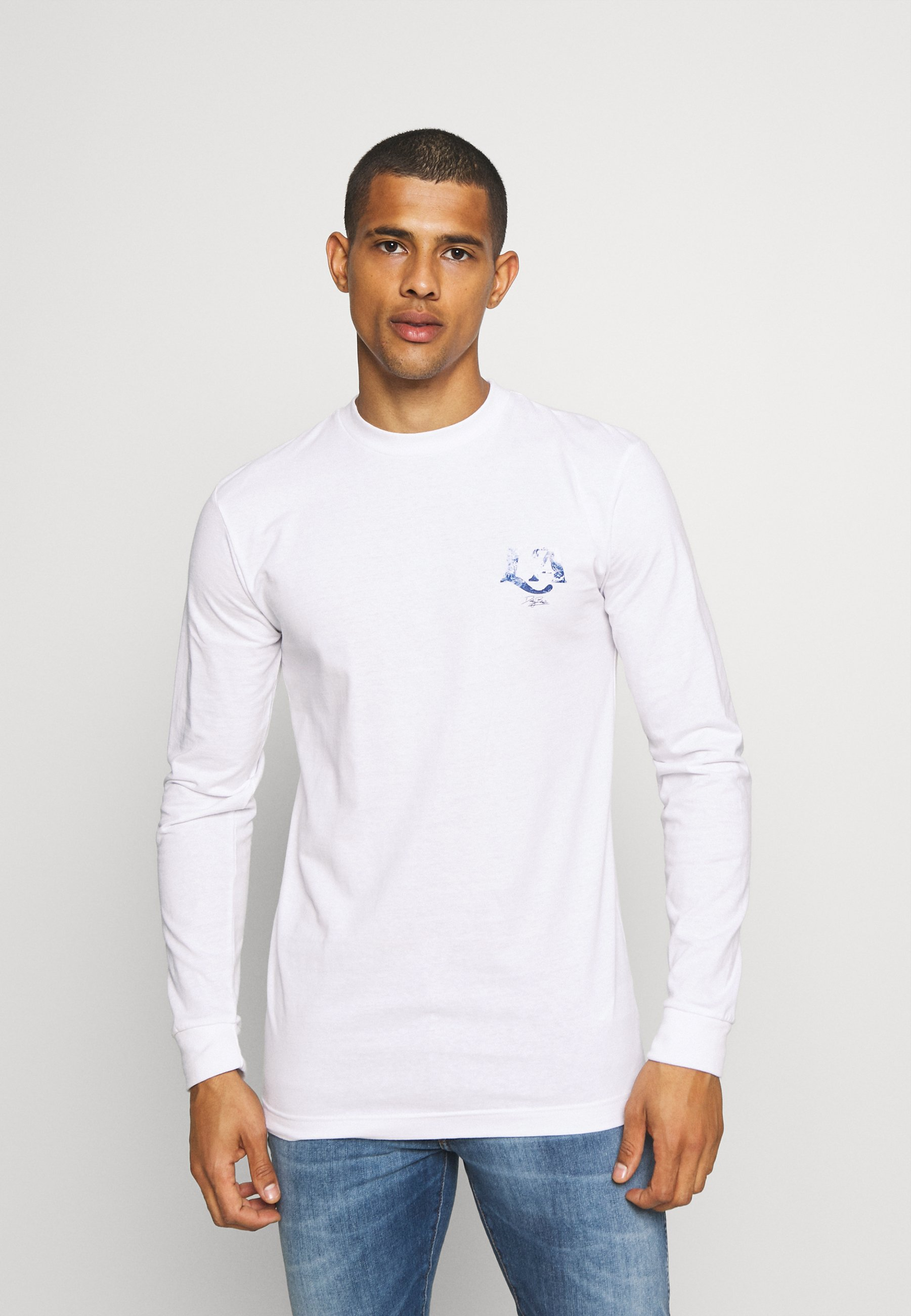 Men LA TEE UNISEX - Long sleeved top