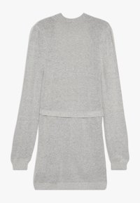 D-XEL - CAMILLA - Cardigan - light grey melange - 1