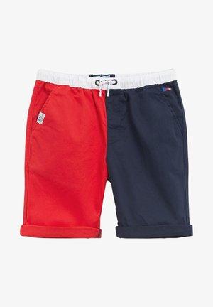 Shorts - red black