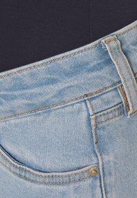 MAIAMAE - MOM - Jeansy Straight Leg - light vintage - 2