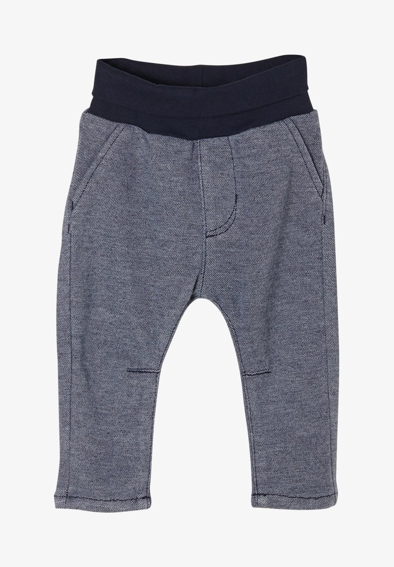 s.Oliver - Tracksuit bottoms - dark blue melange