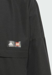 adidas Performance - LEGO NINJAGO - Windbreakers - black - 3