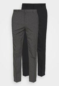 Burton Menswear London - SLIM 2 PACK - Kangashousut - navy - 4
