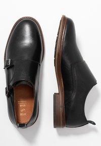 Shoe The Bear - FARINA - Slip-ons - black - 1