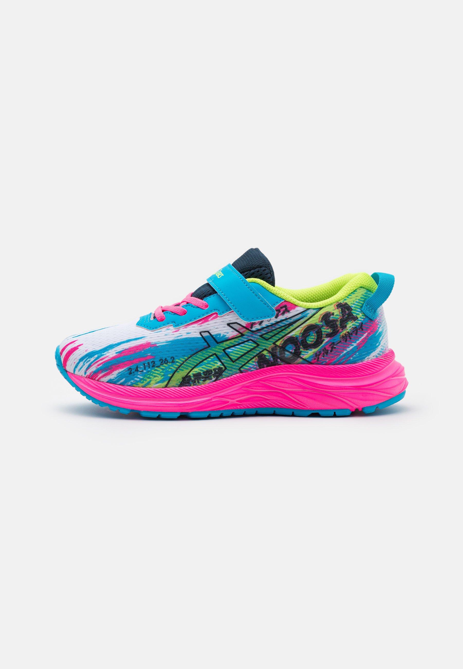 PRE-NOOSA TRI 13 UNISEX - Competition running shoes - digital aqua/hot pink