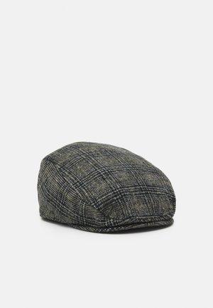 POW CHECK FLAT - Cap - mid grey
