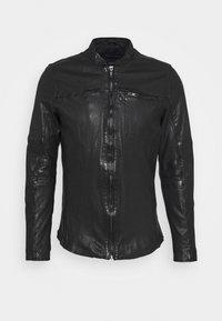 Be Edgy - BEJACEK - Leather jacket - black - 0