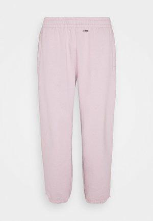 REFLECTIVE LOGO - Teplákové kalhoty - grey purple
