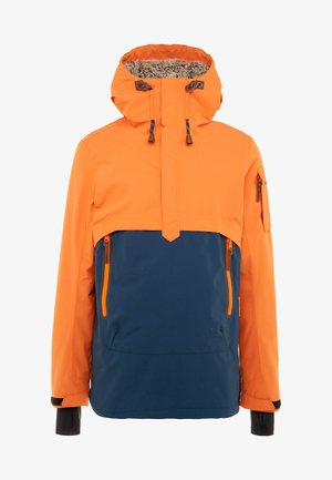 CLAYTON - Skijacke - dark orange