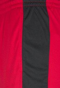 Jordan - AIR DRY SHORT - Sports shorts - gym red/black/black - 6
