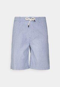 BERM BEACH - Trousers - light blue