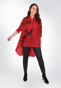 Live Unlimited London - Tunic - red - 0