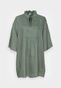 ARKET - Shirt dress - sage green - 3