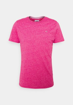 SLIM JASPE C NECK - T-Shirt basic - pink
