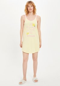 DeFacto - Nightie - yellow - 1