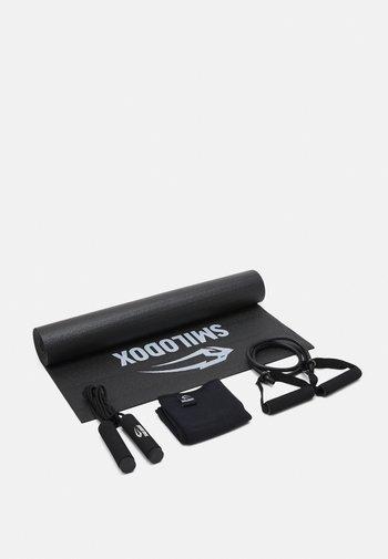 FASZIEN PATRON SET  - Fitness / Yoga - schwarz