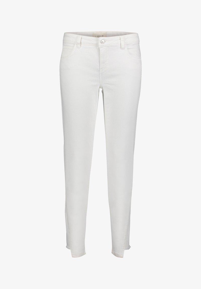Cartoon - CARTOON - Slim fit jeans - weiß