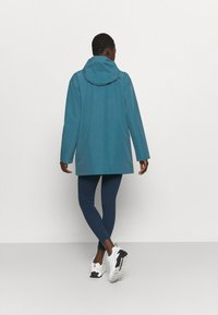 The North Face - LIBERTY WOODMONT RAIN JACKET - Regenjacke / wasserabweisende Jacke - mallard blue - 2