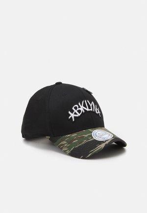 NBA BROOKLYN NETS TIGER - Cap - black