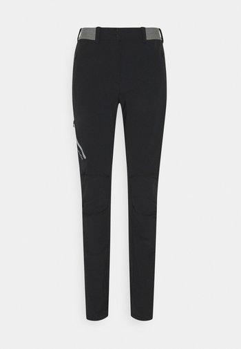 SCOPI PANTS - Outdoor trousers - black