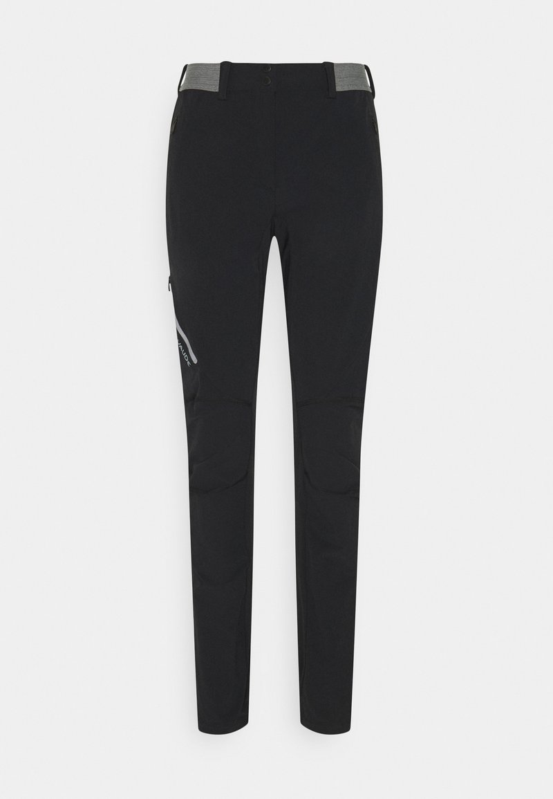 Vaude - SCOPI PANTS - Pantaloni outdoor - black