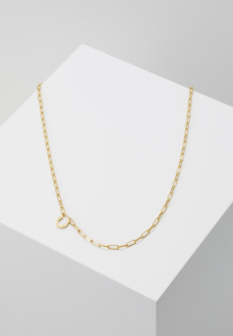 PDPAOLA - WILD NECKLACE - Necklace - gold-coloured