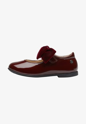 STRESA - Baby shoes - bordeaux