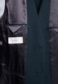 Esprit Collection - SUIT - Kostym - dark green - 8