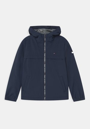 COATED - Training jacket - twilight navy
