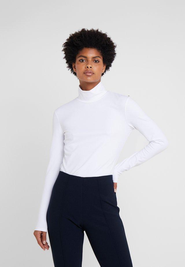 SERA - T-shirt à manches longues - weiß